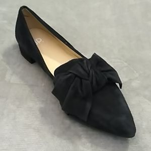 Nordstrom BP Suede Bow Flats